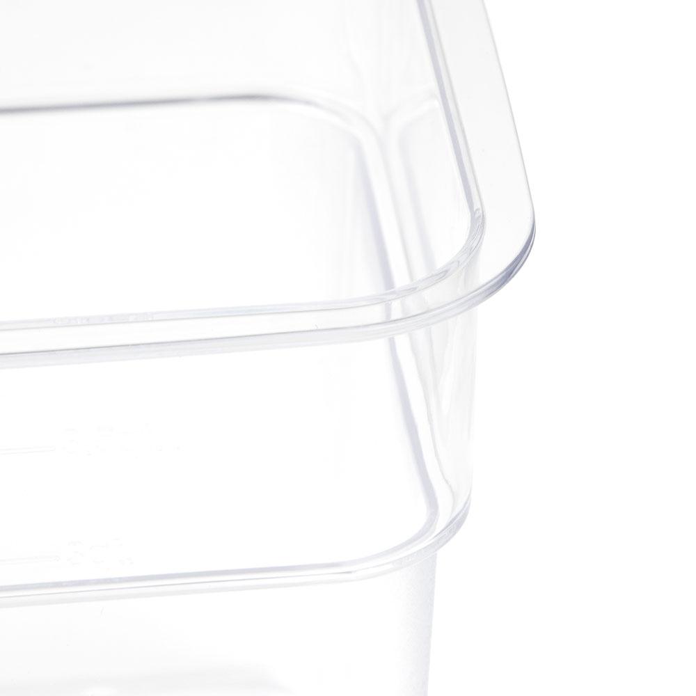 Update SCQ-4PC 4-qt Square Storage Container - Polycarbonate