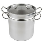Update SDB-12 12-qt SuperSteel Double Boiler - Stainless