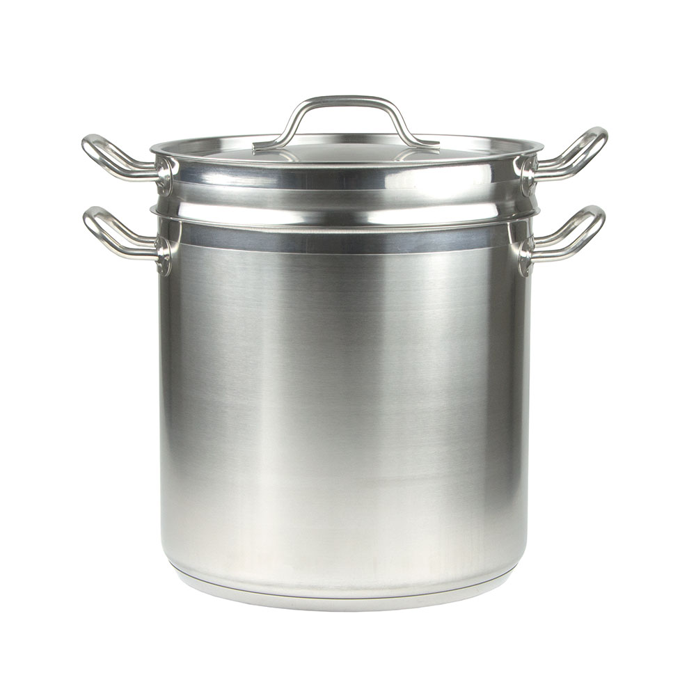 Update SDB-20 20-qt SuperSteel Double Boiler - Stainless