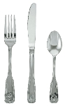 Update SH-501-N Shelley Teaspoon - 18/0 ga Stainless, Mirror-Polish