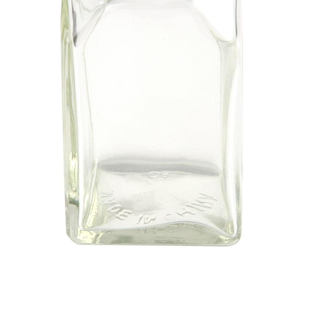 Update SK-OV 6-oz Oil & Vinegar Jar - Glass/Chrome