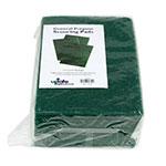 "Update SP-69 Scouring Pad - 6x9"" Green"