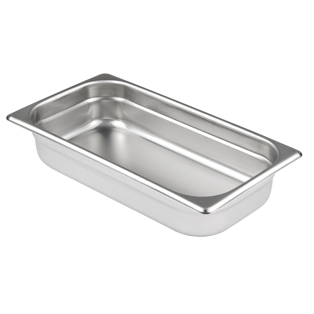 Update SPH-332 Third-Size Steam Pan, Stainless
