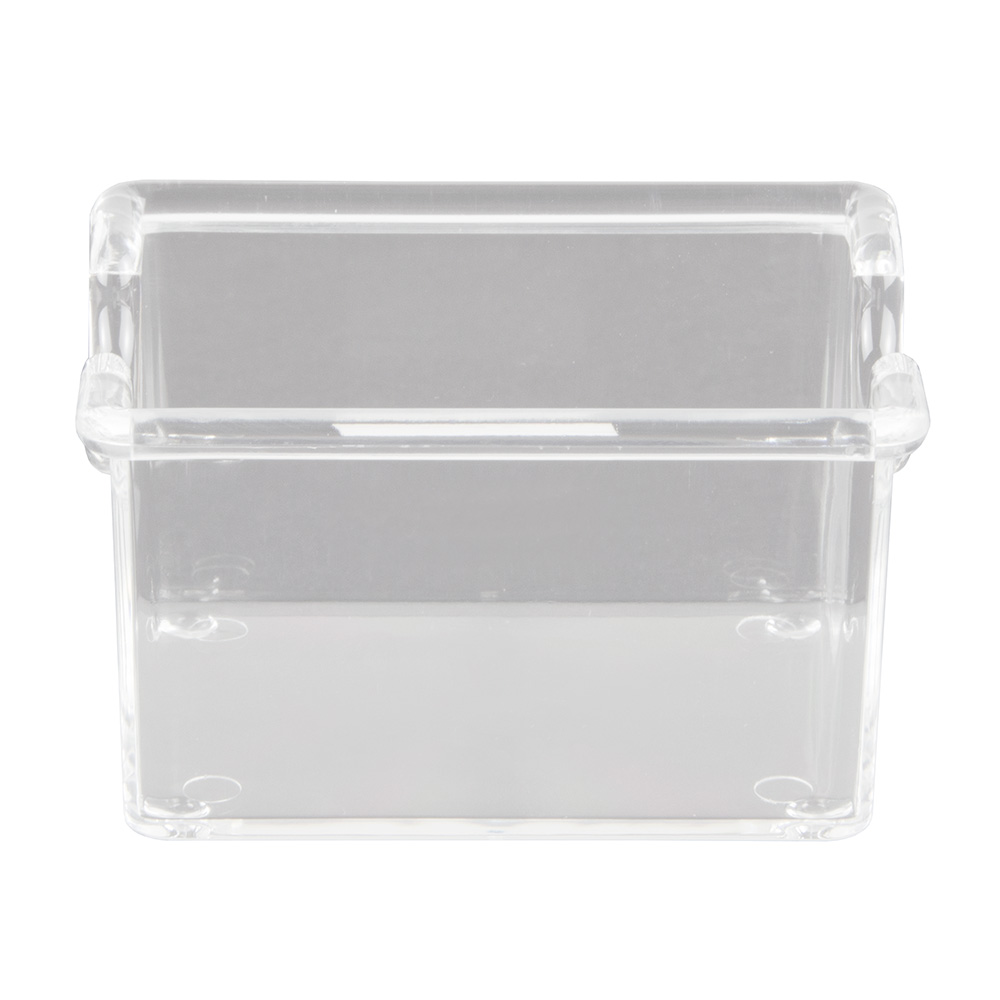 Update SPH-CL Plastic Sugar Pack Holder - Clear
