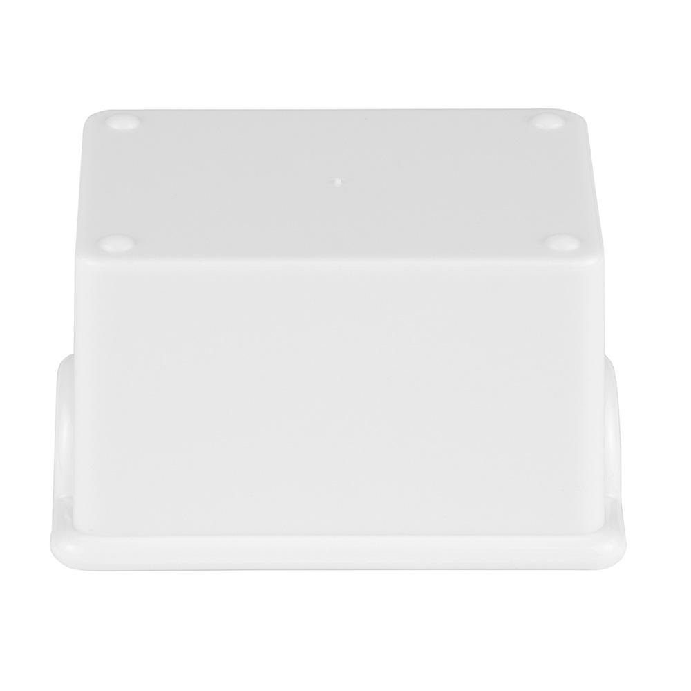 Update SPH-WH Plastic Sugar Pack Holder - White
