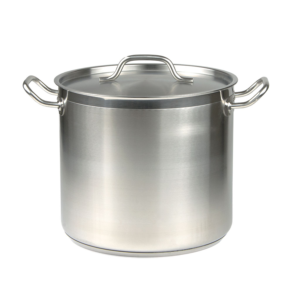 Update SPS-16 16-qt Stainless Steel Stock Pot - Induction Ready