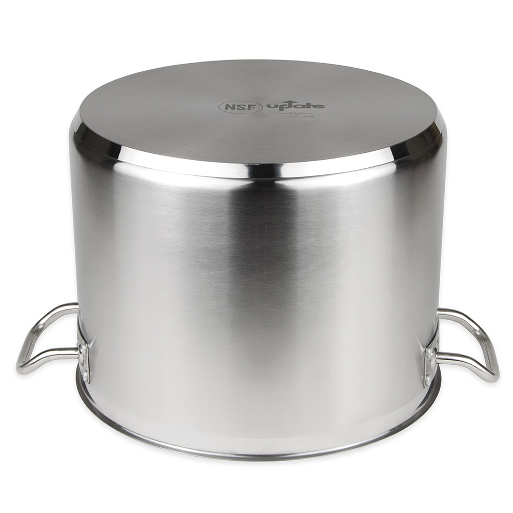 Update SPS-24 24-qt Stainless Steel Stock Pot - Induction Ready