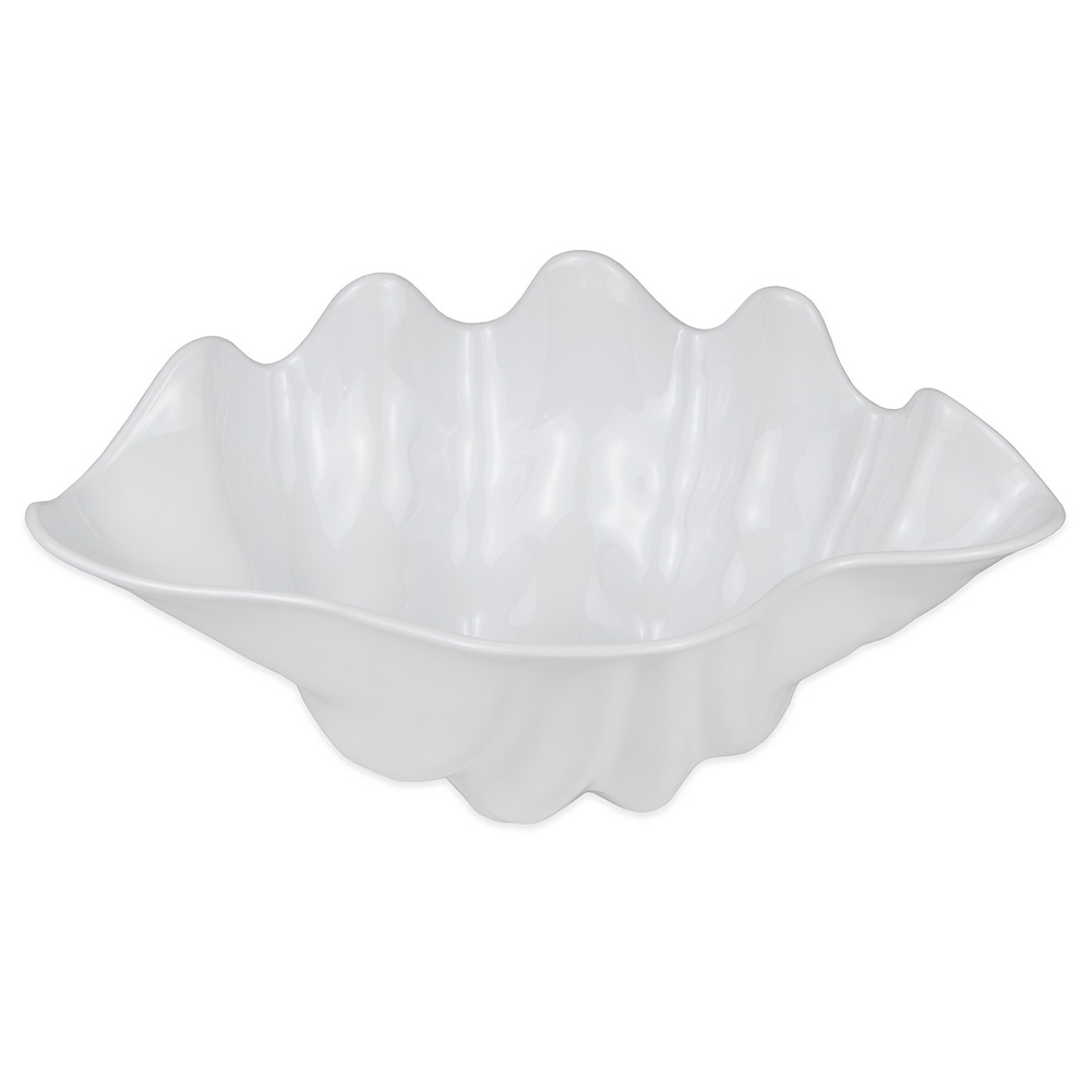 Update SSB-5W 5-qt Shell Salad Bowl - White