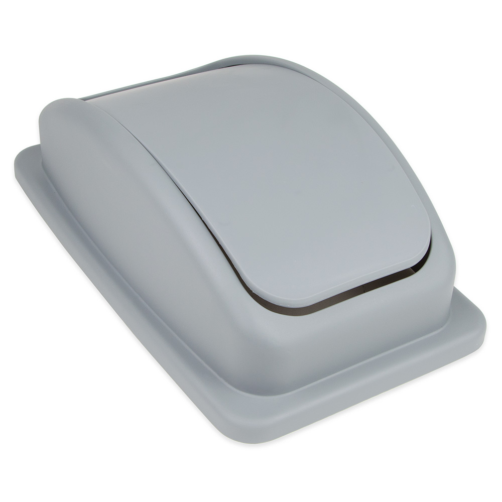 Update SSCL-23G Space Saver Trash Can Lid - Gray
