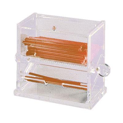Update International SSD-AC Stirrer Dispenser - Clear Acrylic