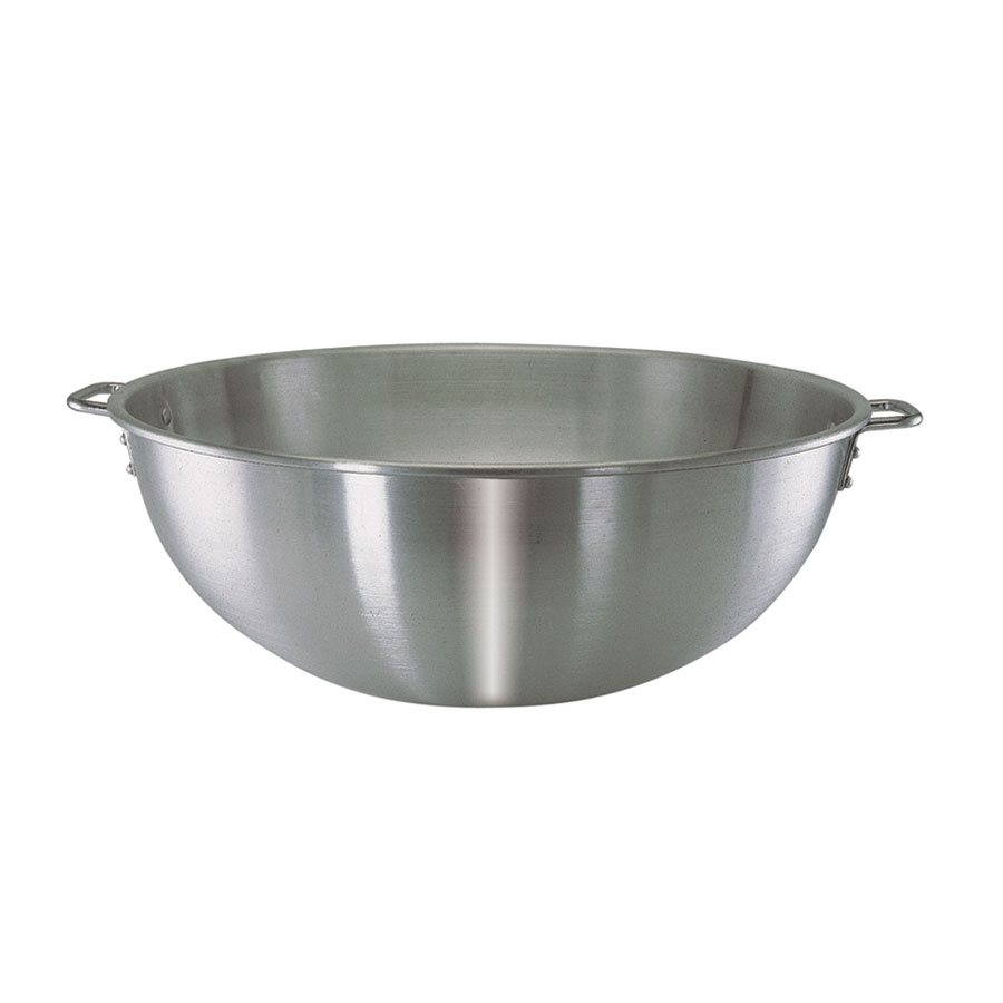 Update SSOP-25 45-qt Soup/Mixing Bowl with Handles - Stainless