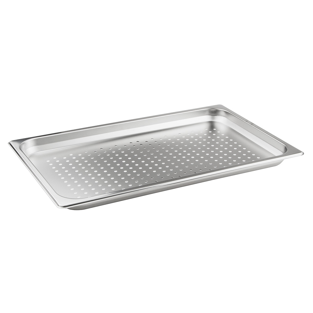Update STP-1001PF Full-Size Steam Pan Perforated, Stainless