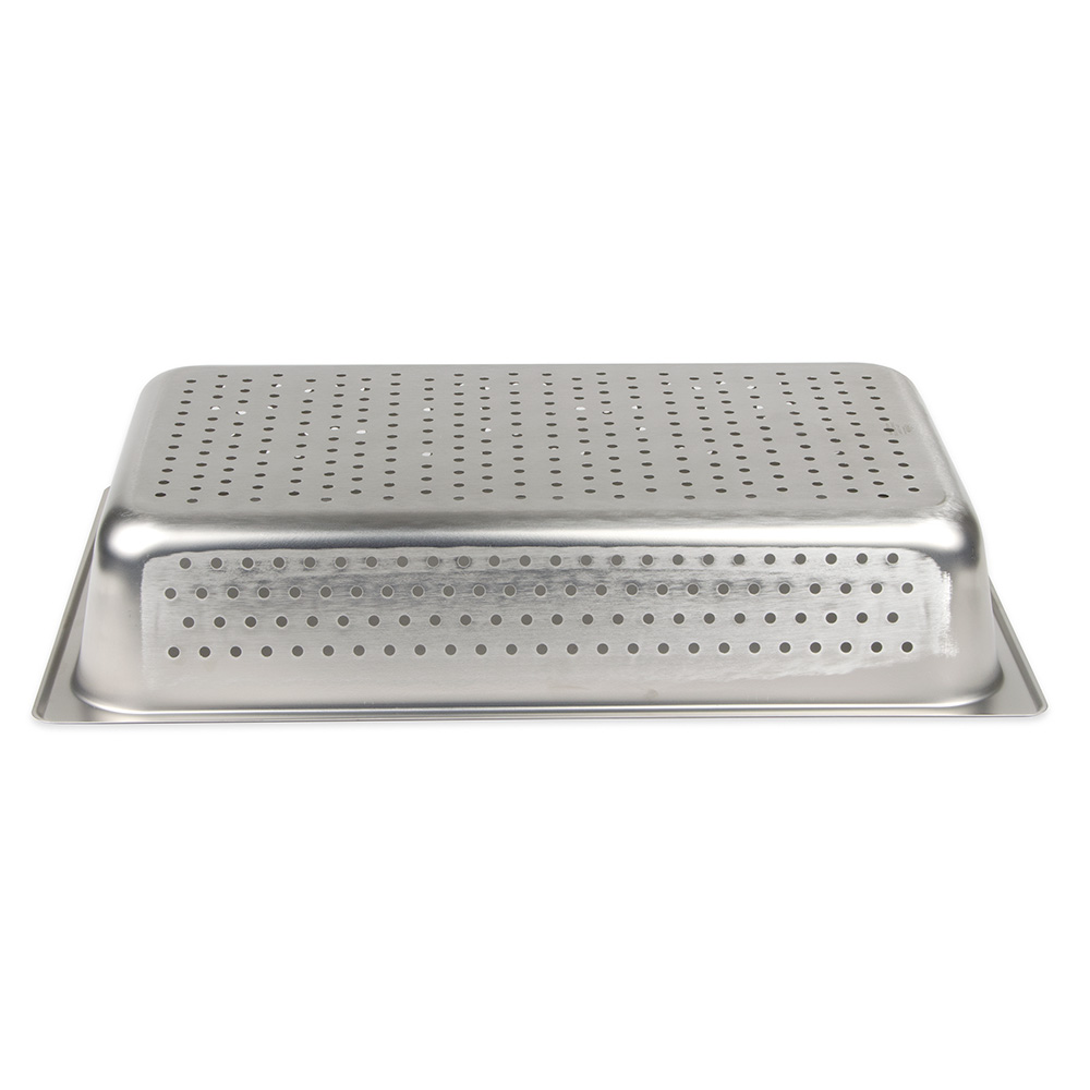 Update STP-1004PF Full-Size Steam Pan Perforated, Stainless
