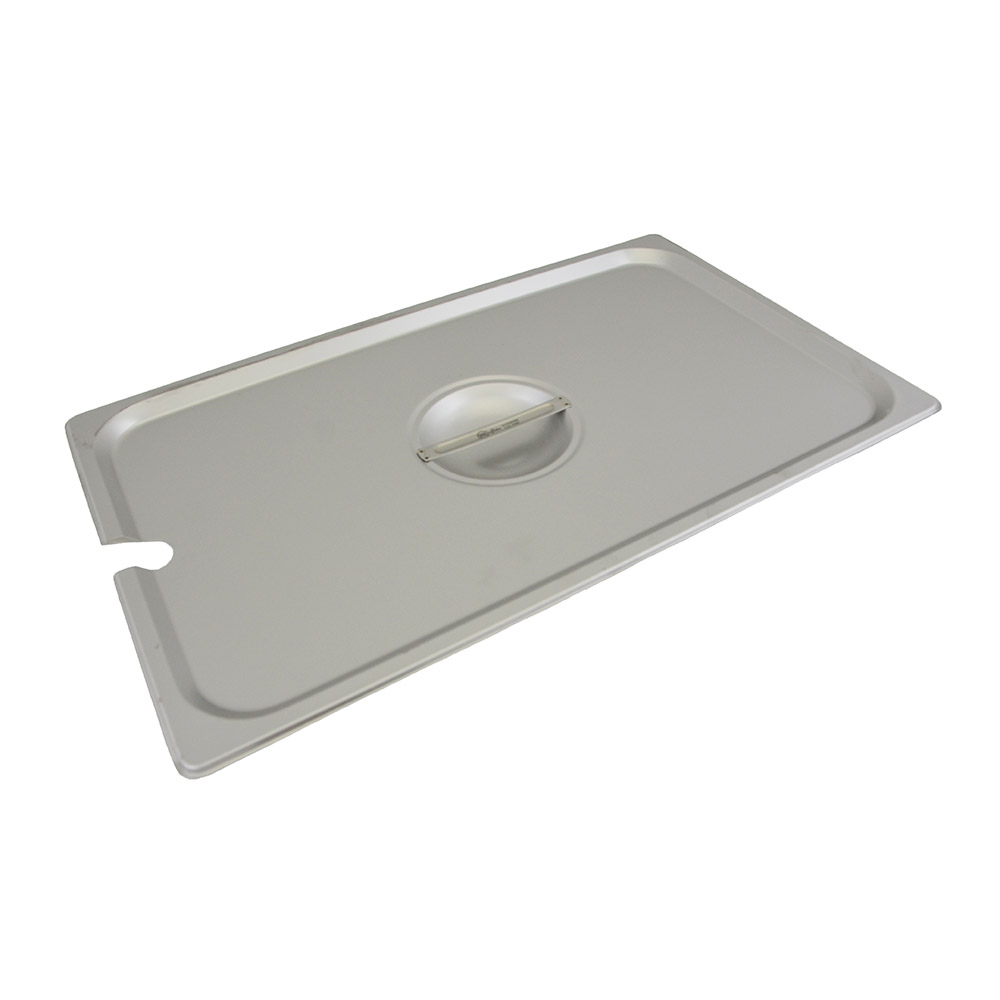 Update International STP-100CHC Full-Size Steam Pan Cover, Stainless