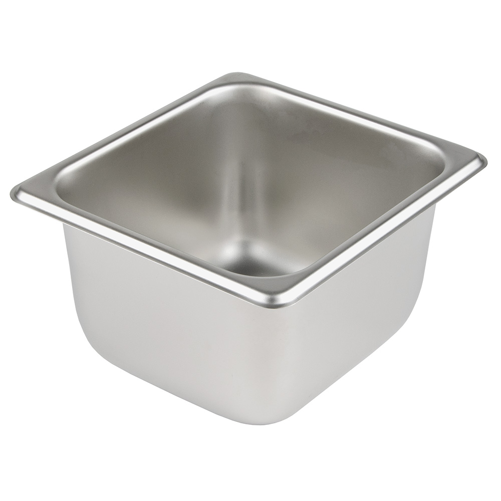 Update STP-164 Sixth-Size Steam Pan, Stainless