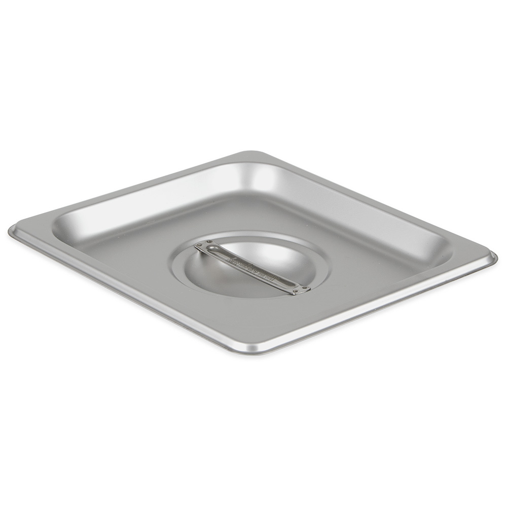 Update International STP-16LDC Sixth-Size Steam Pan Cover, Stainless