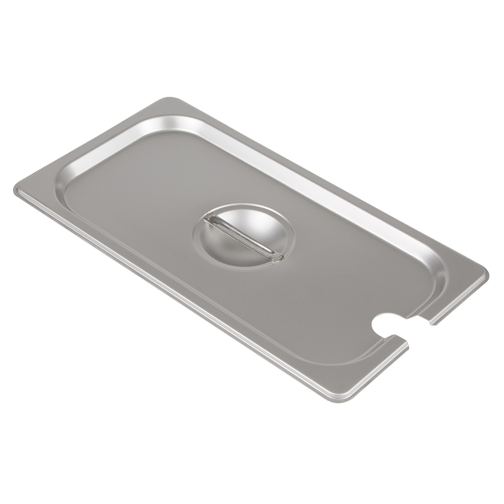Update International STP-33CHC Thirds-Size Steam Pan Cover, Stainless