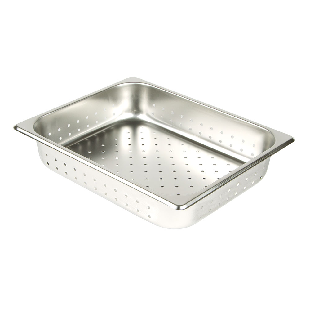 Update STP-502PF Half-Size Steam Pan Perforated, Stainless