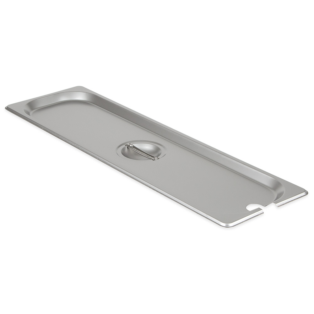 Update International STP-50LNC Half-Size Steam Pan Cover, Stainless