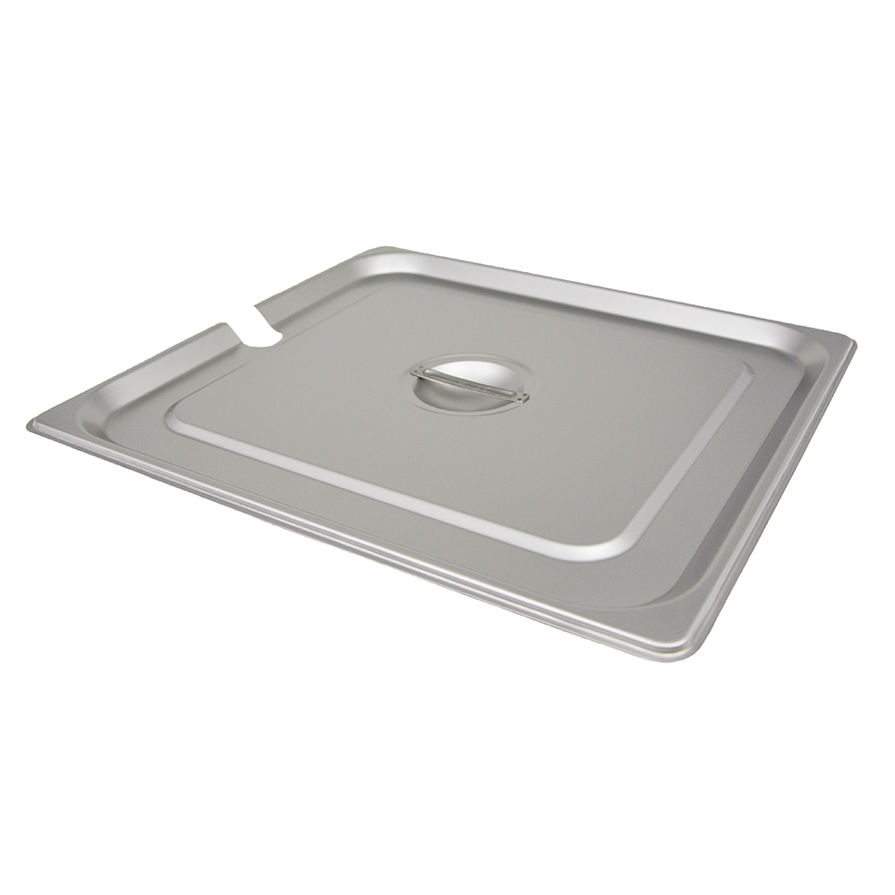 Update International STP-66CHC Two-Third Size Steam Pan Cover, Stainless