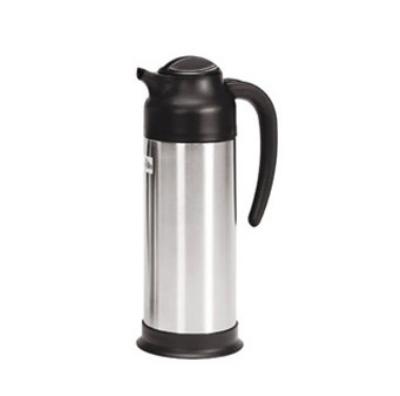 Update SV-100 1-liter Vacuum Creamer - Insulated, Stainless/Black