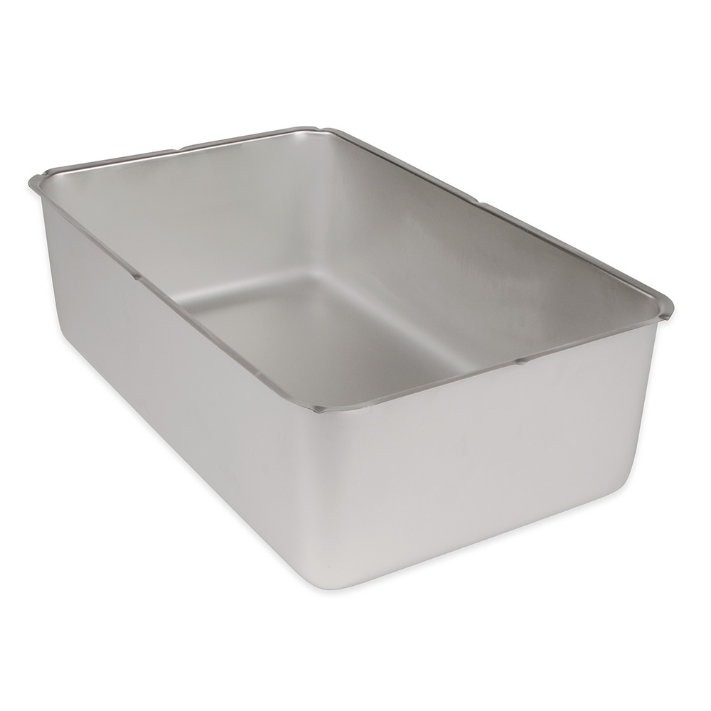 Update International SWP-6 Sixth-Size Steam Pan Cover, Stainless