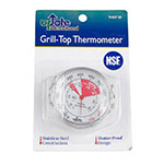 "Update International THGT-20 2"" Grill Top Thermometer"