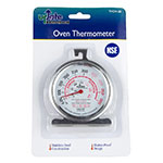 "Update International THOV-30 3"" Dial Oven Thermometer"