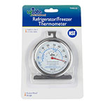 "Update THRE-30 3"" Dial Refrigerator Thermometer, NSF"