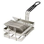 Update TOBK-18PH Tostada Fryer Basket w/ 18-Shell Capacity