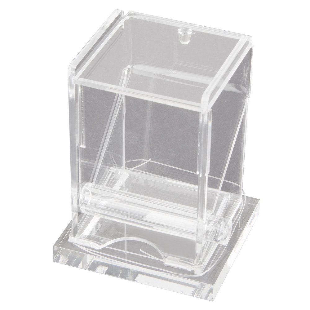 Update International TPD-AC Toothpick Dispenser - Clear Acrylic