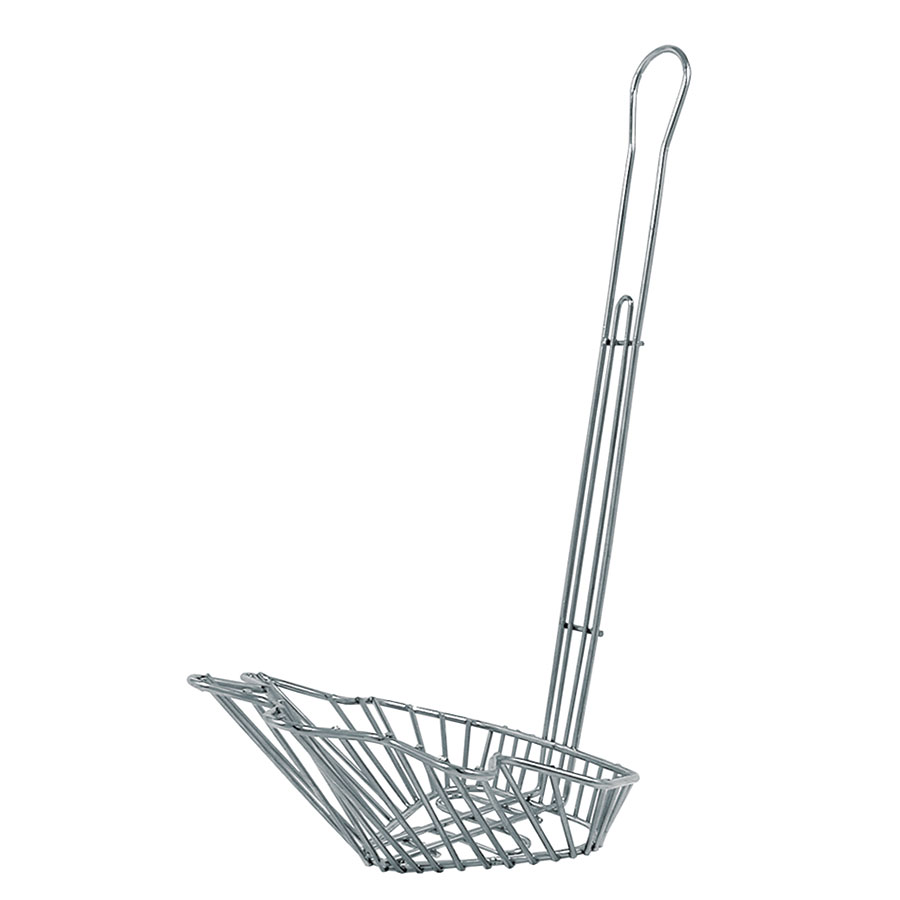 Update TSBB-60 Taco Fryer Basket w/ 1-Bowl Capacity