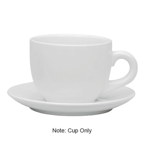Update TW-130 13-oz Tiara Cappuccino Cup - Ceramic, White