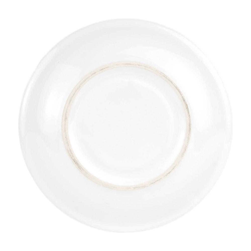 Update TW-30SR Espresso Cup Saucer - (TW-30) White