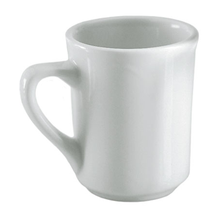 Update TW-80 8-oz Tiara Cup - White
