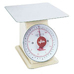 "Update UP-810 8"" Fixed Dial Scale - 10-lb Capacity, 1-oz Graduations"