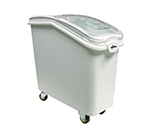 Update IGBN-21 21-gal Ingredient Bin with Lid - White