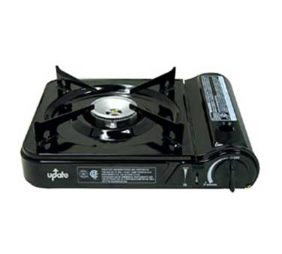 "Update International PC-1113 Portable Cooker - 13""x10.13""x8"" Auto Shut-off, Carrying Case, 9560-BTU"
