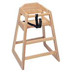 Update WD-HCA Infant High Chair - Light Wood Finish (Assembled)
