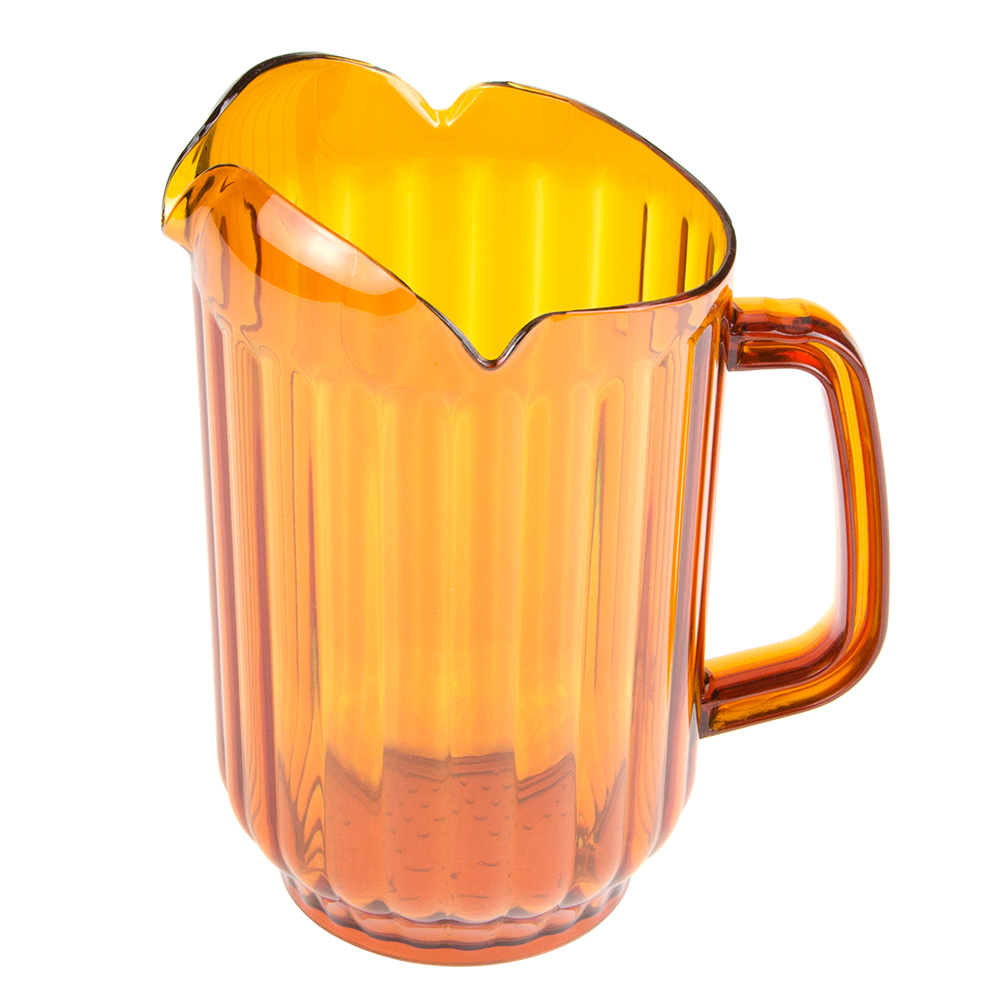 Update WP-60PB 60-oz Water Pitcher - Polycarbonate, Amber