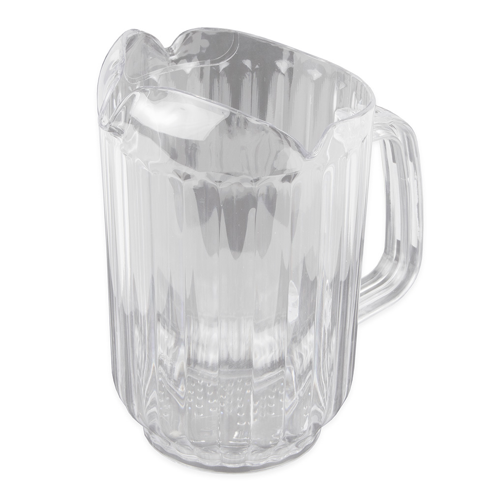 Update International WP-60PC 60-oz Water Pitcher - Polycarbonate, Clear