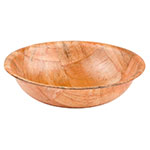 "Update WSB-6 6"" Woven Wood Salad Bowl"