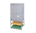 Moyer Diebel 17RS 17-in Rack Stand w/ Glass Rack Open Shelf, for 301 & 501 Warewashers