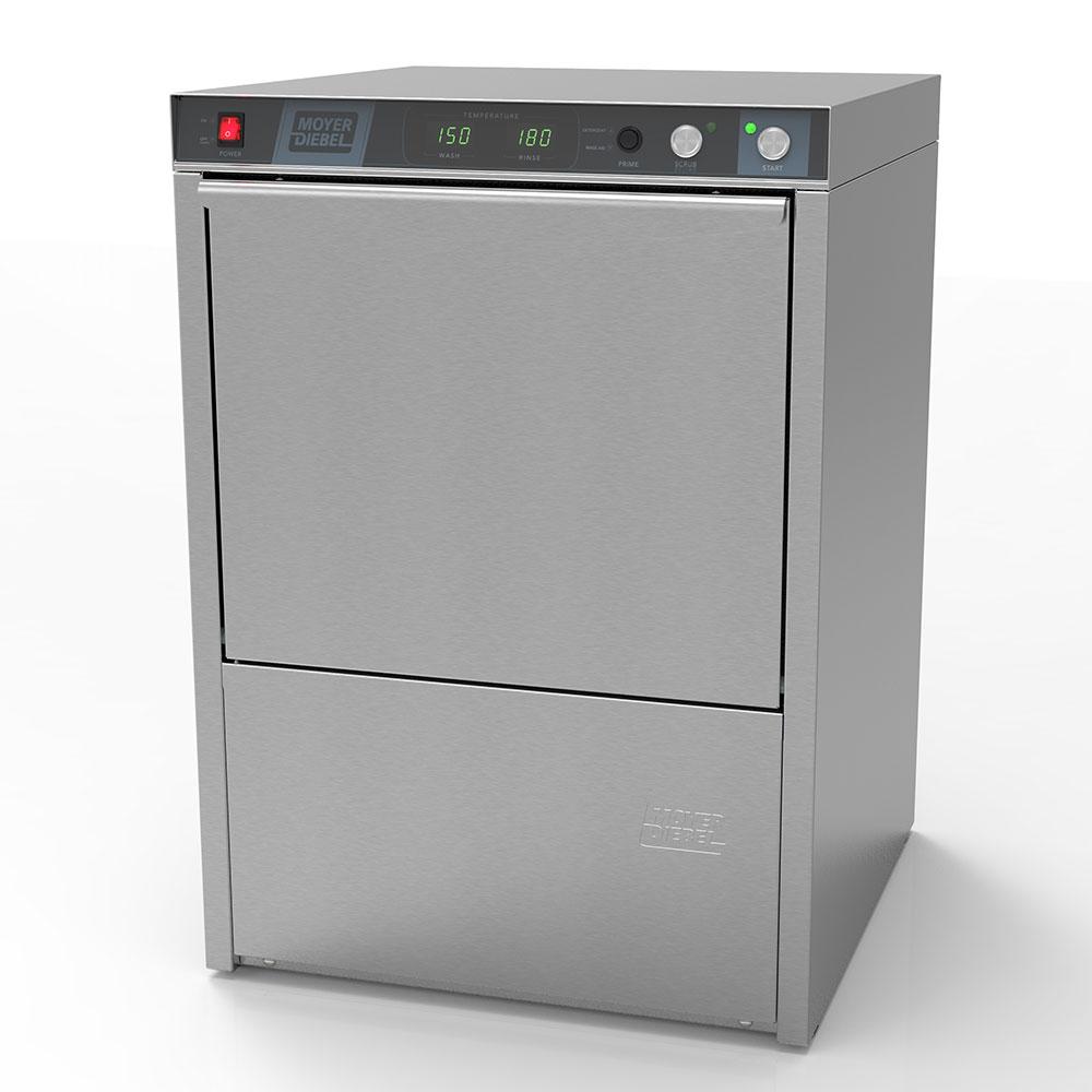 Moyer Diebel 201HT_70 208601 Dishwasher w/ 70-F Rise Booster Heater, 21-Racks in 1-hr, 208/1 V