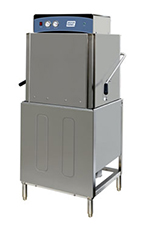 Moyer Diebel MD-2000 208501 Door-Type Dishwasher w/ Booster Heater, 55-Racks in 1-hr, 208/1 V, Export