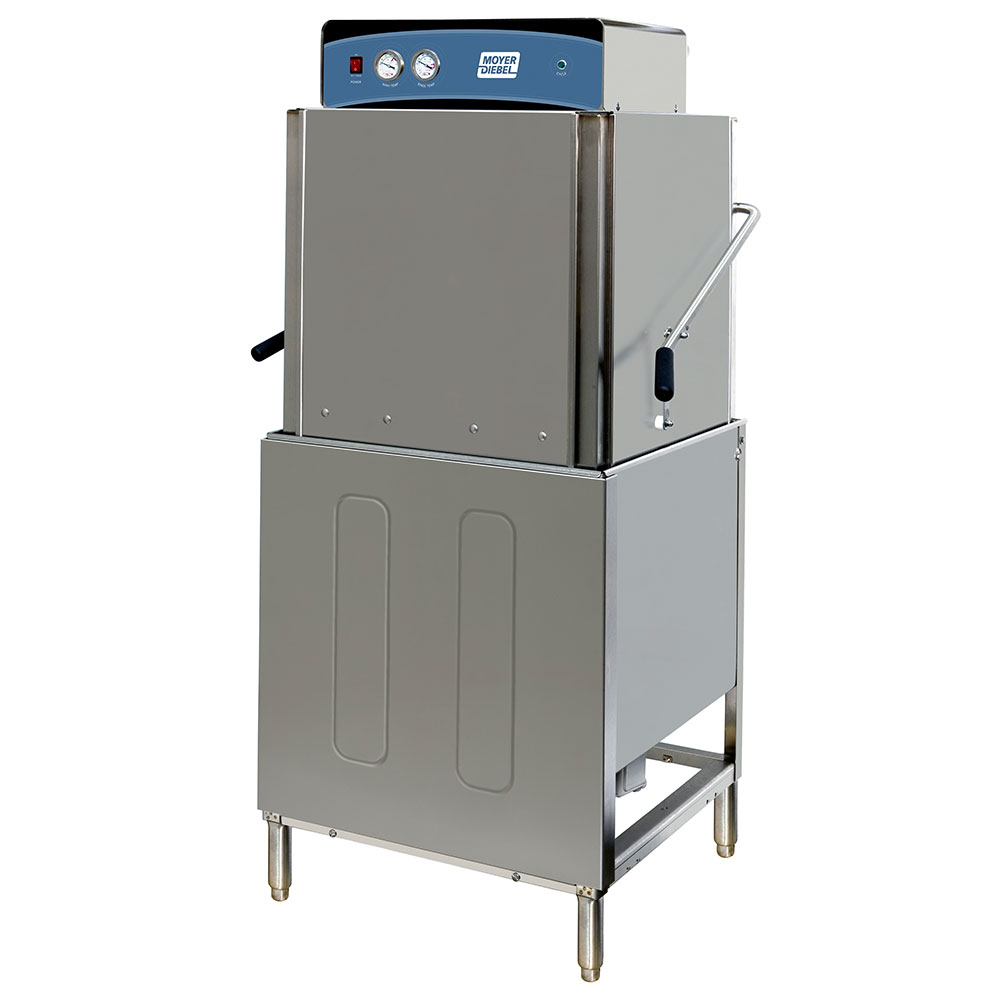 Moyer Diebel MD-2000 Electric High Temp Door-Type Dishwasher w/ Booster Heater, 208v/1ph