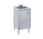 Moyer Diebel SW46C Hand & Sink Wet Waste Receiver w/ Removable Waste Basket, for DF & SW Models