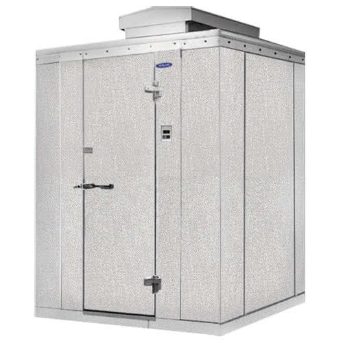 Norlake KODB7768-C Outdoor Walk-In Refrigerator w/ Top Mount Compressor, 6' x 8'