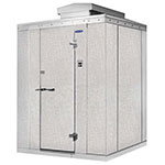 Norlake KODF77610-C Outdoor Walk-In Freezer w/ Top Mount Compressor, 6' x 10'