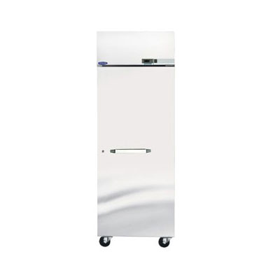 "Norlake NF241SSS/0 27.5"" Single Section Reach-In Freezer, (1) Solid Door, 115v"